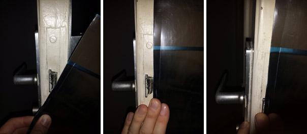 Comment Ouvrir Une Porte Avec Une Radio Une Question - Ouvrir une porte claquée